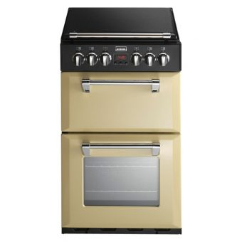 Stoves Richmond 550DFW Dual Fuel Mini Range Cooker Champagne