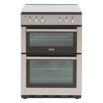 Stoves SDF60DO Dual Fuel Cooker Stainless Steel