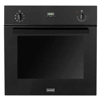Stoves SEB600MFS Single Electric Oven Black