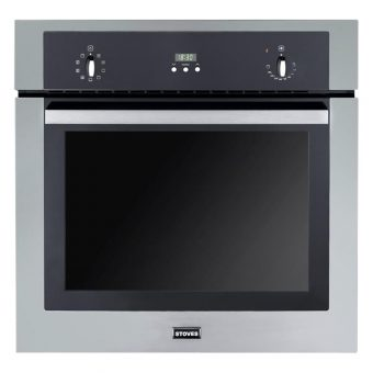 Stoves SEB600MFS Single Electric Oven Stainless Steel