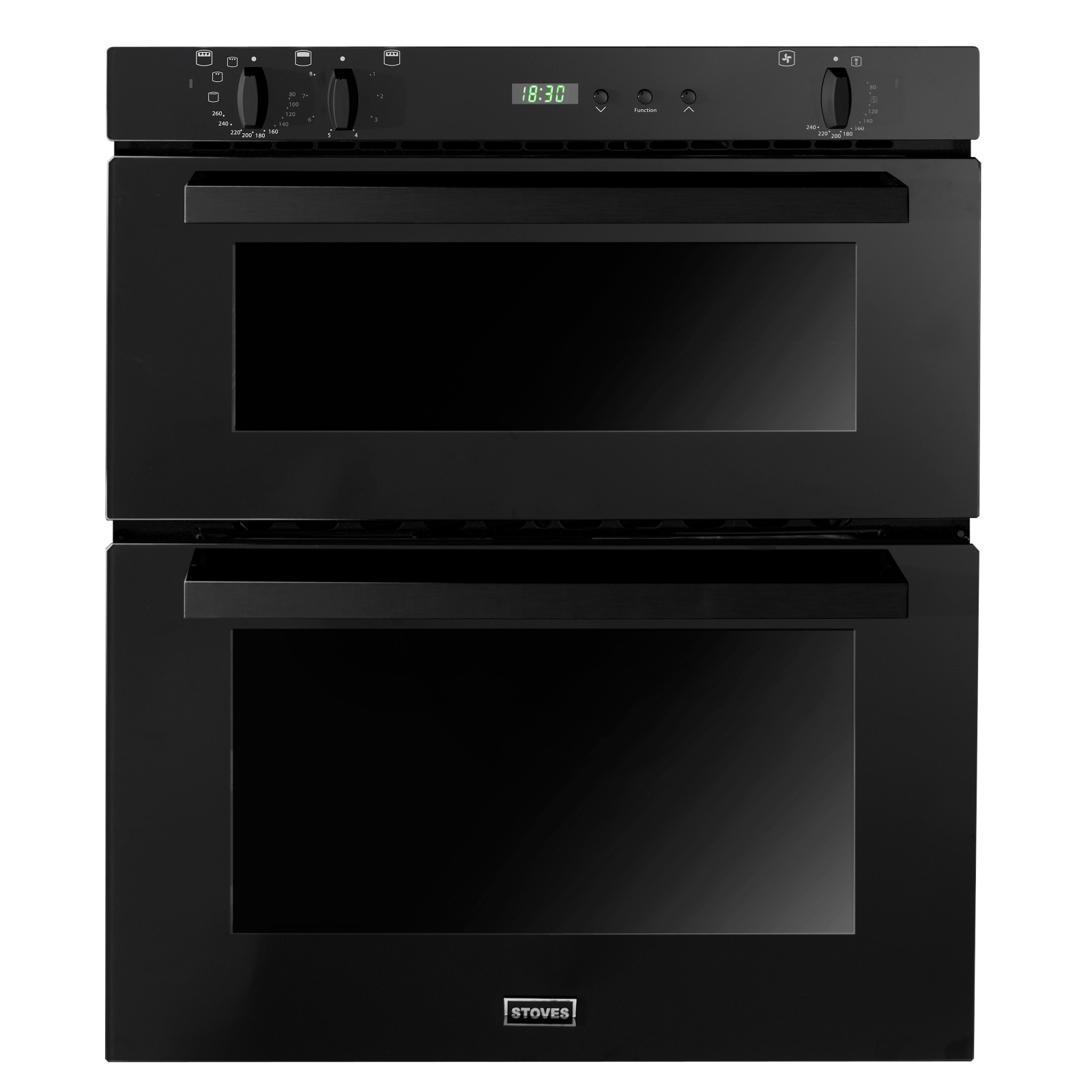 Stoves SEB700FPS Double Built-Under Electric Oven