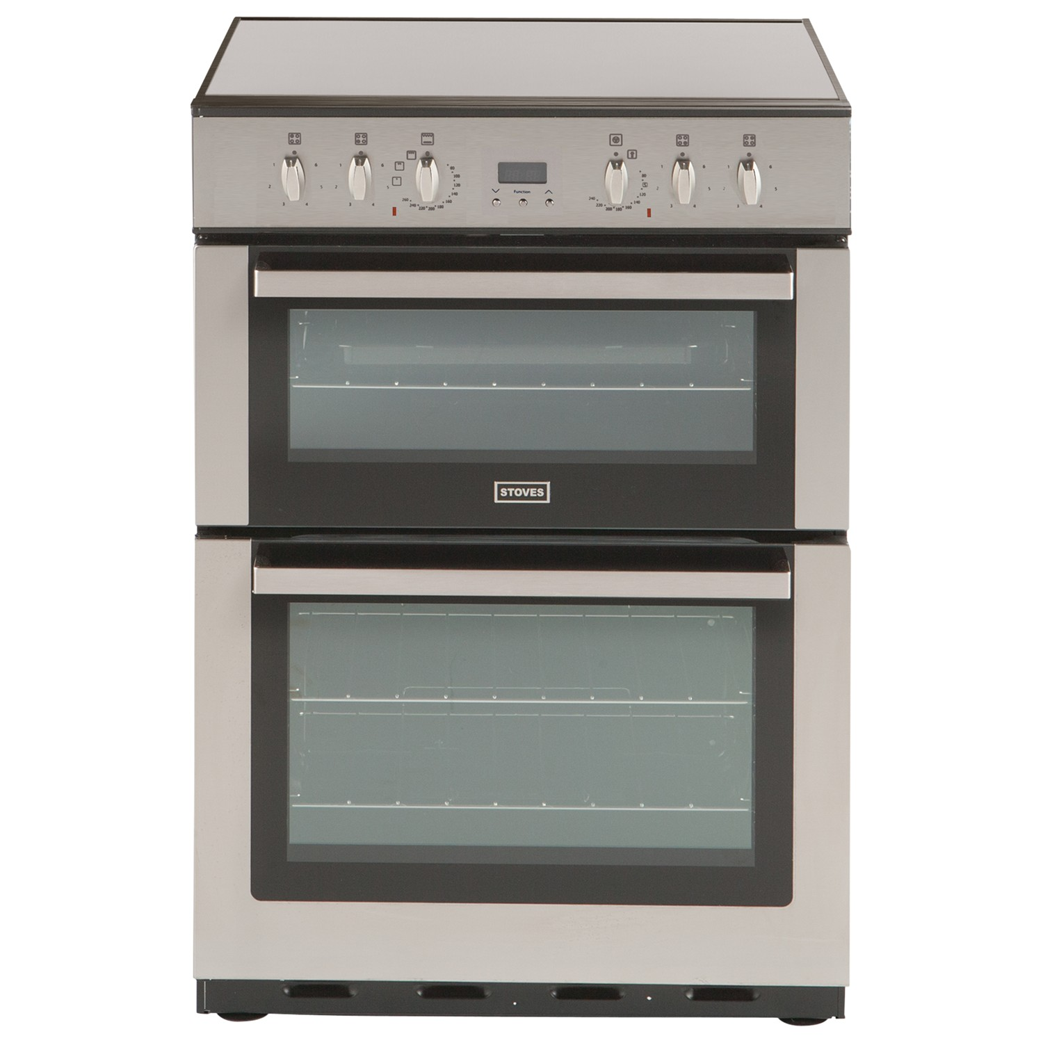 Stoves sec60dop electric cooker stainless steel review best buy review