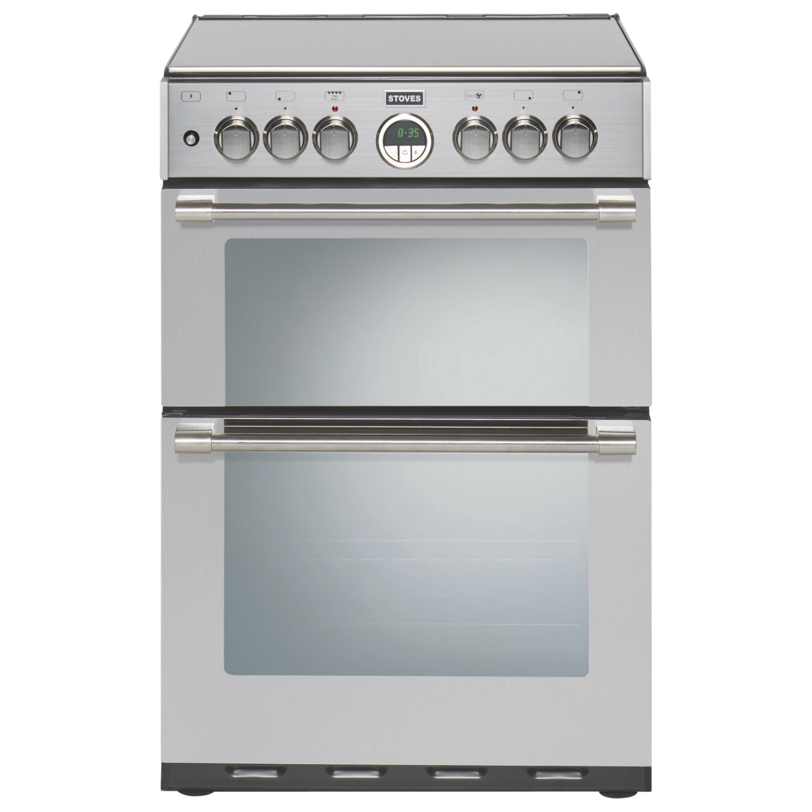 Stoves Sterling 600DF Dual Fuel Cooker