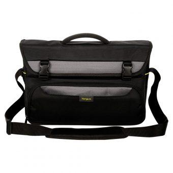 "Targus City Gear Messenger Bag for Laptops between 15-17.3"""