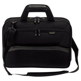 """Targus EcoSpruce Topload Messenger Bag for Laptop 15.6"""""""