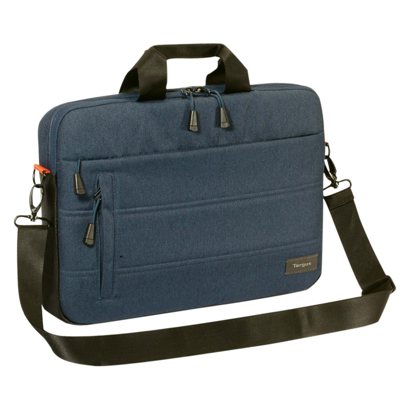 "Targus Groove X Slimcase for MacBooks up to 15.4"" Navy"
