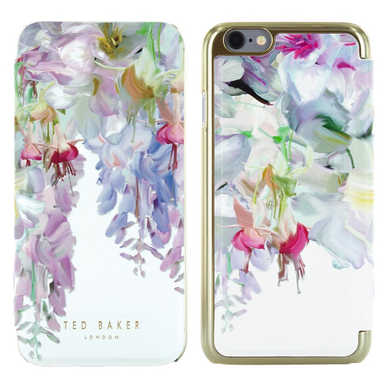 Ted Baker Eleetar Hanging Gardens Mirror Case for iPhone 6 & 6S