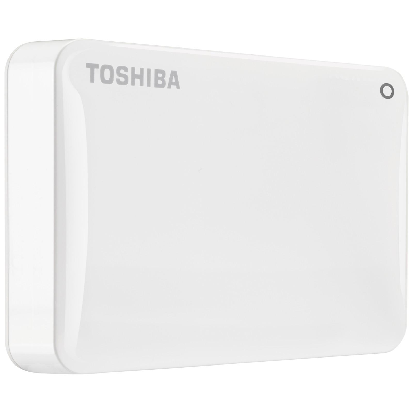 Toshiba Canvio Connect II Portable Hard Drive