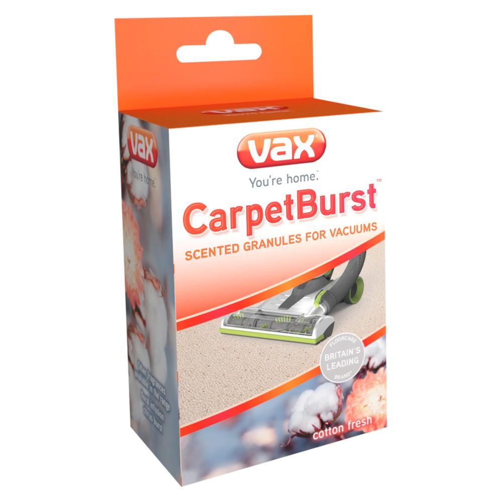 Vax CarpetBurst Cotton Fresh Scented Vacuum Granules
