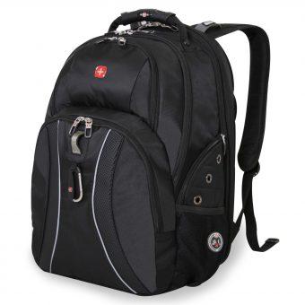 """Wenger Scansmart 17"""" Laptop and Tablet Backpack"""