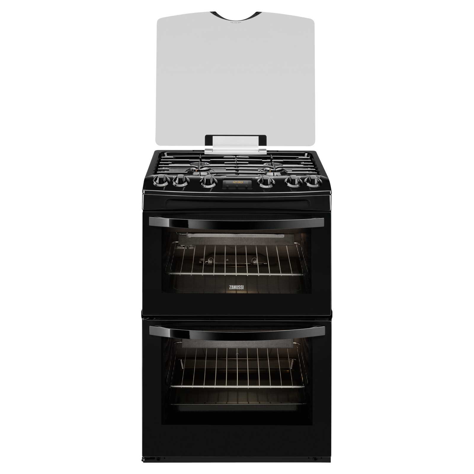 Zanussi ZCG63200BA Gas Cooker