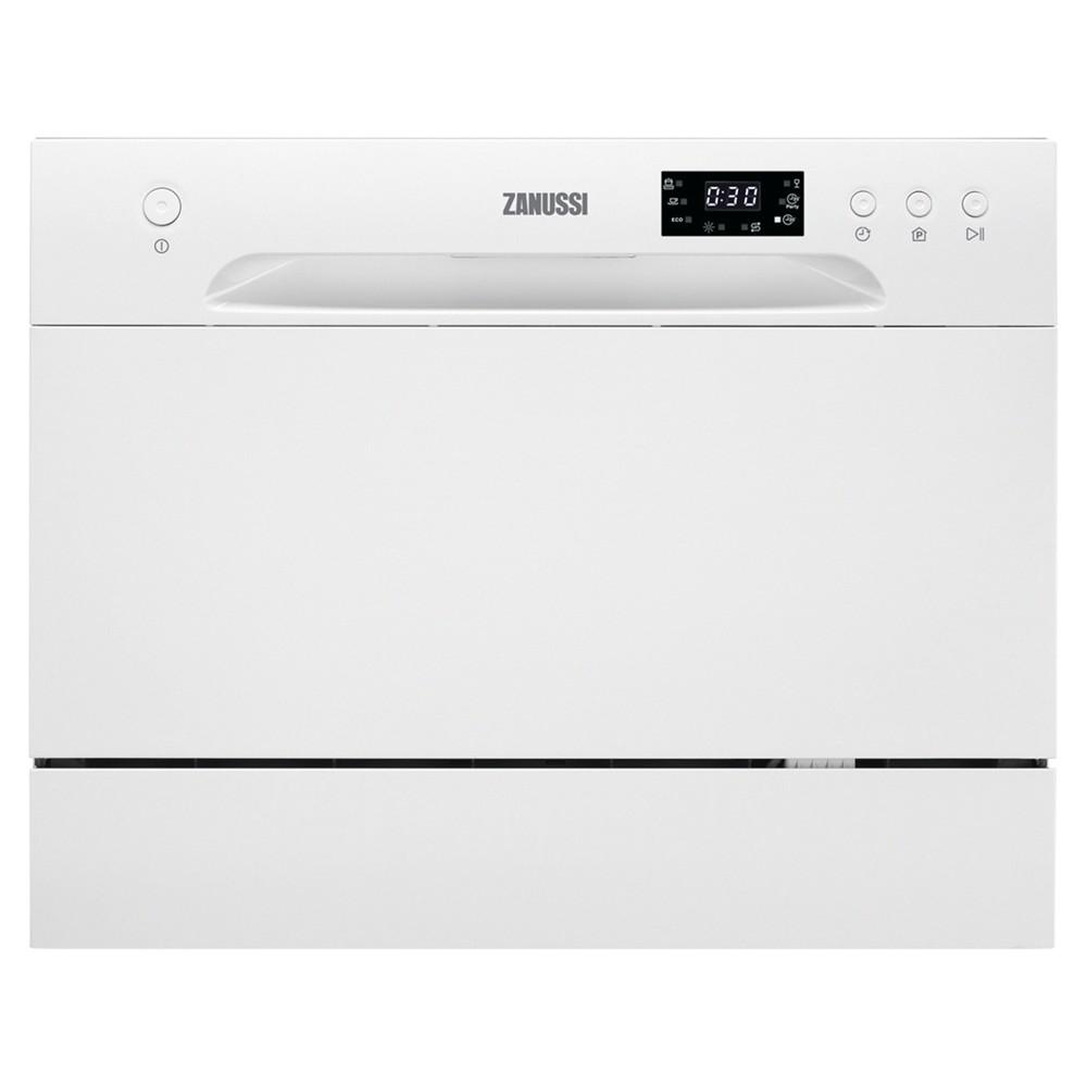 Zanussi ZDM17301WA Compact Freestanding Dishwasher