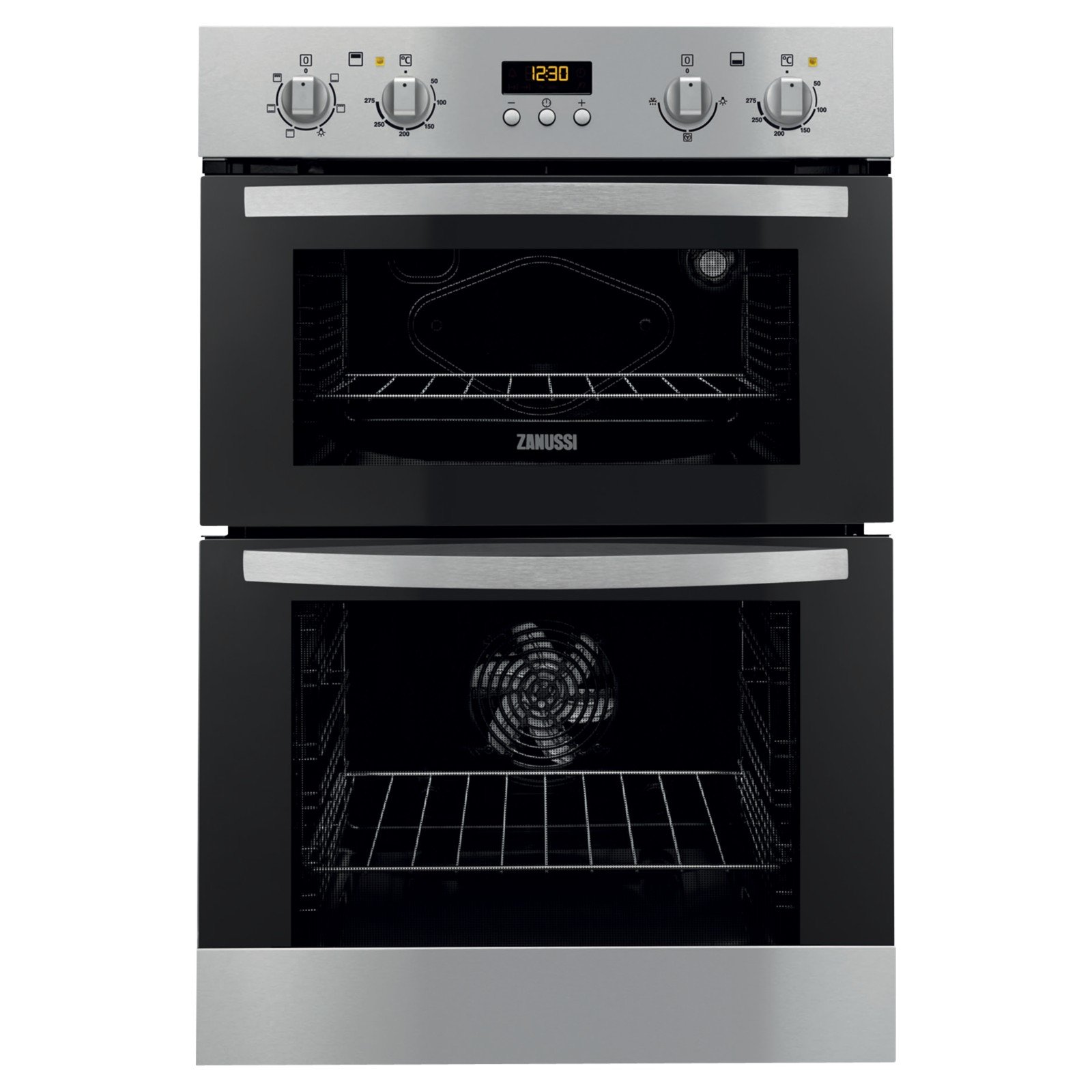Zanussi ZOD35511XK Double Electric Oven