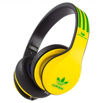 adidas Originals by Monster Full Size Headphones with Mic/Remote