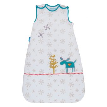 Grobag Mr Moose Sleep Bag 3.5 Tog