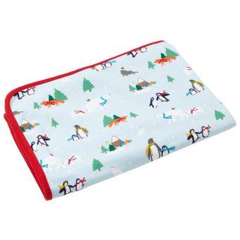 John Lewis Baby Christmas Swaddle Blanket