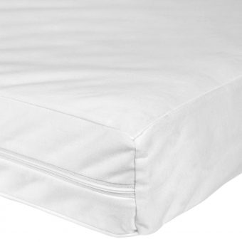 John Lewis Micro-Fresh Anti Allergy Cotbed Mattress Protector